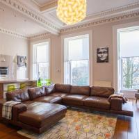 Stylish, spacious West End flat with free parking
