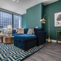 Charming 2BR Apt near Merchandise Mart by Domio