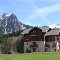 Appartement T2 à BERNEX vue sur montagne