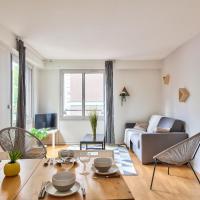 Appartement Montparnasse Jean Zay 1