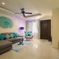 3-спальный таунхаус Coral House сети Best of Laguna в комплексе Laguna Park Phuket