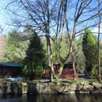 Chalet Lednock Log Cabin