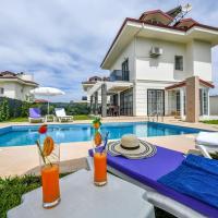 Villa Buket - Calis Beach Holiday Villa Rental with Private Pool