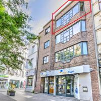 Lovely 3bedroom apartment in the Center of Antwerp City
