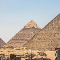 pyramids city view inn