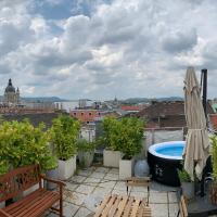 Rooftop Luxury Downtown Budapest