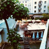 Right near Athenee Palace Hilton 1 bedroom apartament