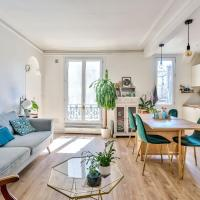 Cozy and atypical apartment near the *VILLETTE*