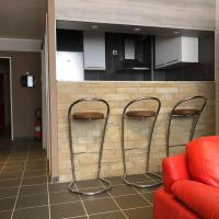 Studio premium privatif à Charleroi centre (Rive Gauche)