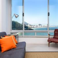 Apartamento com a mais linda vista do Rio!