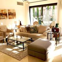 Elegant Heart Warming Apartment with Patio in Abdoun