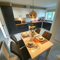 Medow view, lovely modern house