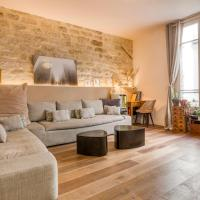 Spacious designer 2 bedrooms near Bastille