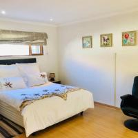 Well-decorated accommodation is quiet and comfortable