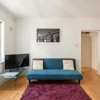 Central Apartment For 3 By Liverpool St Stn