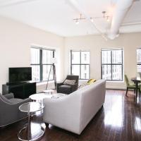 Vibrant Financial District Suites by Sonder