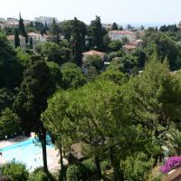 Location saisonnière - Côte d'Azur - Nice - Cimiez- Quartier très résidentiel