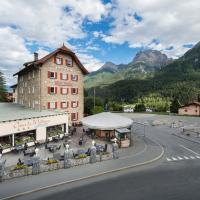 Hotel Bellaval Scuol