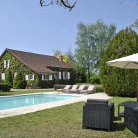 Villa Piscine Bourgogne 6 pers