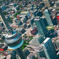 Downtown Toronto Liberty Village Super Condo