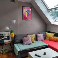 Convenient & cozy apartment 2 min from everywhere