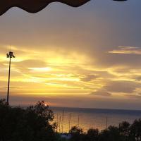 Patras Marina - Blue Sky