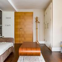 Bright 1 Bedroom Flat Near Farringdon