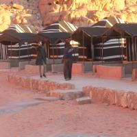 wadi rum Experience camp&tours