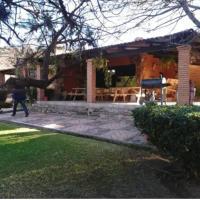 La Palapa, Casa de Campo
