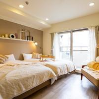 大阪川House美國村公寓