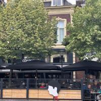 hartje centrum Leeuwarden
