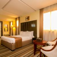 The Clarion Hotel