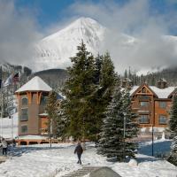 Big Sky Resort Village Center