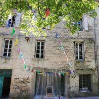 Le Figuier - gîte 4 pièces - 110m2 - coeur de ville historique