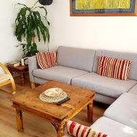 3-Bed Garden Flat