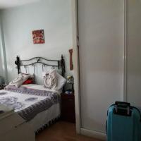 Habitacion doble con baño en Madrid