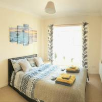 A really comfortable flat, just in a 5-minute walk from Excel Center!