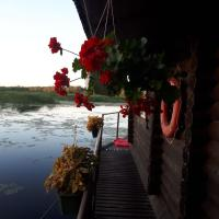River view houseboat