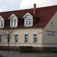 B&B im Landgasthaus Bürgerhaus Berkenbrück