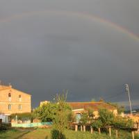 Casitas del arcoiris