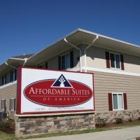 Affordable Suites - Fayetteville/Fort Bragg
