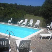 Casa vacanza con piscina panoramica