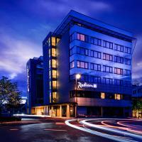 Radisson Blu Hotel Nydalen, Oslo