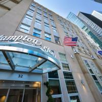 Hampton Inn Manhattan/Downtown- Financial District