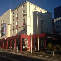 The Originals City, Hôtel Central Parc, Oyonnax (Inter-Hotel)