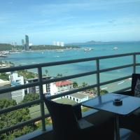 View Talay 6 Pattaya Beach Apartment by Honey