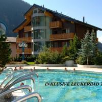 Hotel Viktoria-Leukerbad-Therme