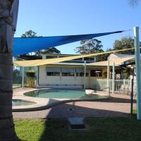 Pleasurelea Tourist Resort & Caravan Park