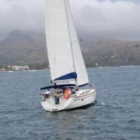 Boat in Pollença (14 metres)