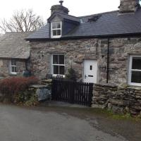 Garth Engan B&B with private lounge and private garden terrace